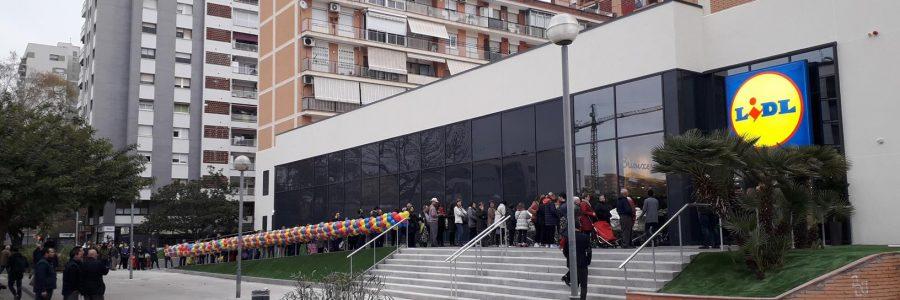 INAUGURAMOS EL LIDL AMADEU TORNER