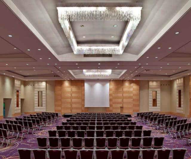 Restyling Instalaciones Hilton